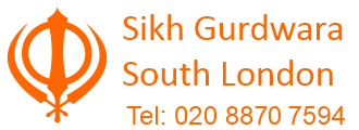 Sikh Gurdwara South London